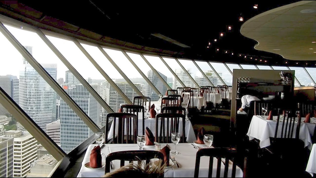 Top of Vancouver Revolving Restaurant 旋轉餐廳